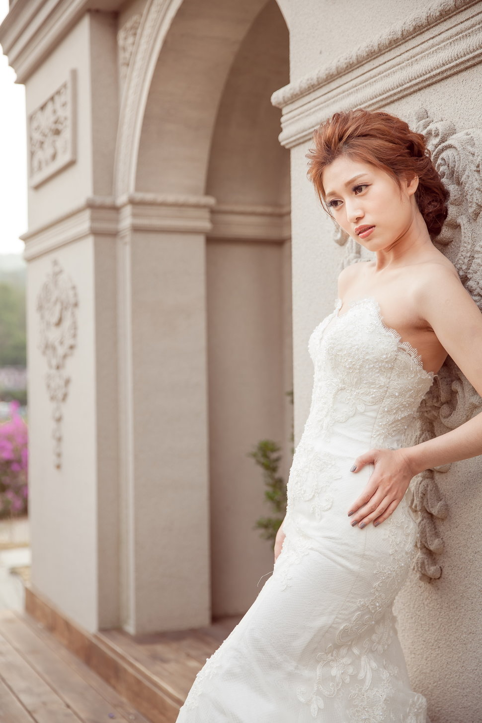 2016希臘婚禮手工婚紗禮服(編號:377109) - 希臘婚禮  婚紗  攝影 - 結婚吧