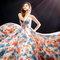 希臘婚禮 婚紗 攝影 手工婚紗禮服 超美(編號:377112)