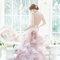 希臘婚禮 婚紗 攝影 手工婚紗禮服 超美(編號:377113)