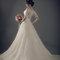 希臘婚禮 婚紗 攝影 手工婚紗禮服 超美(編號:377115)