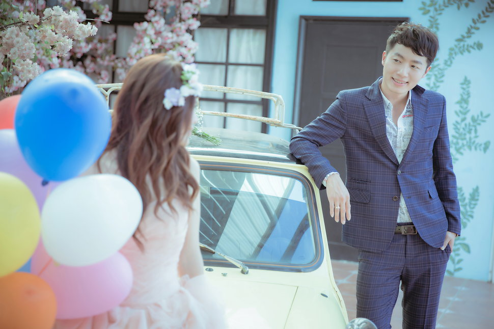 熟悉的角落 是最美麗的風景  希臘婚禮  新人分享 智&芸(編號:423740) - 希臘婚禮  婚紗  攝影 - 結婚吧
