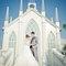 熟悉的角落 是最美麗的風景  希臘婚禮  新人分享 智&芸(編號:423746)