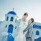 熟悉的角落 是最美麗的風景  希臘婚禮  新人分享 智&芸(編號:423750)