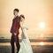 熟悉的角落 是最美麗的風景  希臘婚禮  新人分享 智&芸(編號:423761)