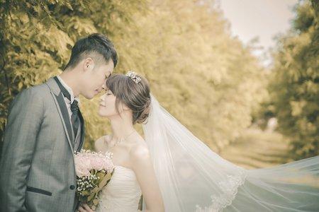 熟悉的角落 是最美麗的風景  希臘婚禮  新人分享 智&芸