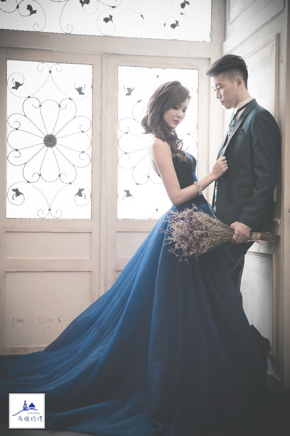 希臘婚禮新人分享~亮&菁(編號:428109) - 希臘婚禮  婚紗  攝影 - 結婚吧