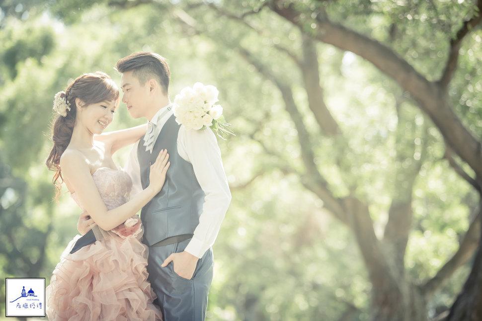 希臘婚禮新人分享~亮&菁(編號:428112) - 希臘婚禮  婚紗  攝影 - 結婚吧一站式婚禮服務平台