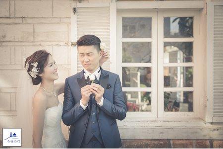 希臘婚禮新人分享~亮&菁