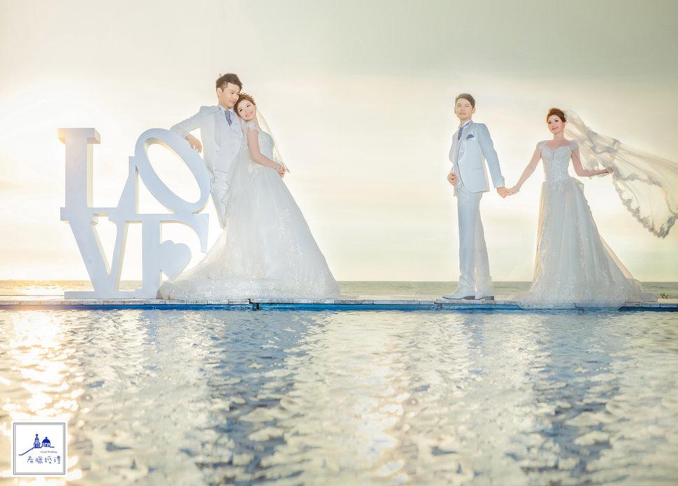 祐&玲  永遠要這樣幸福下去 希臘婚禮(編號:433416) - 希臘婚禮  婚紗  攝影 - 結婚吧