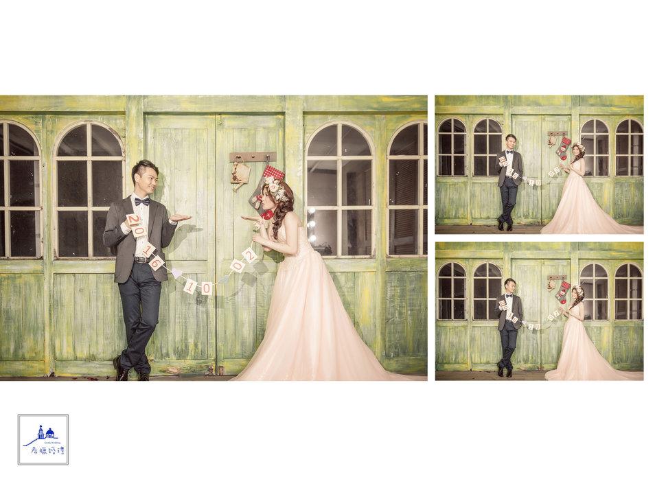 祐&玲  永遠要這樣幸福下去 希臘婚禮(編號:433418) - 希臘婚禮  婚紗  攝影 - 結婚吧