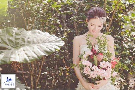 希臘婚禮新人分享♡翔&文