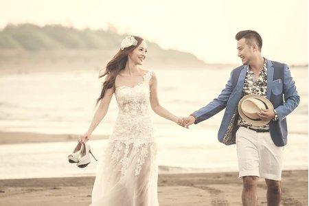 希臘婚禮 自然奔放 免費拍婚紗活動即將開跑
