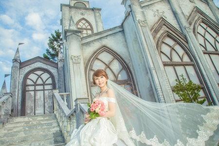 希臘婚禮  婚紗  攝影