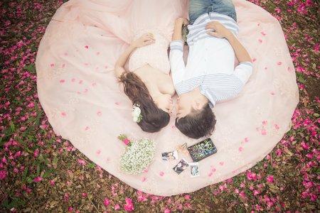 希臘婚禮 新人分享