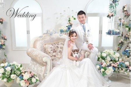 希臘婚禮新人分享♡瑄&蒼