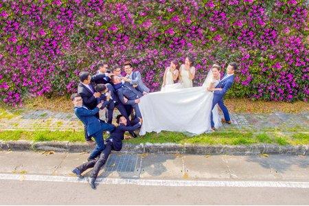 婚禮紀錄(平面拍照)
