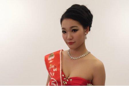 20170123地球水公主選拔 佳麗張珍瑜