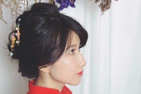 小資女孩專案:單妝髮造型