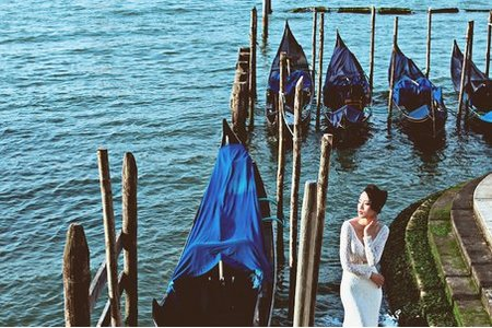 『海外婚紗』威尼斯