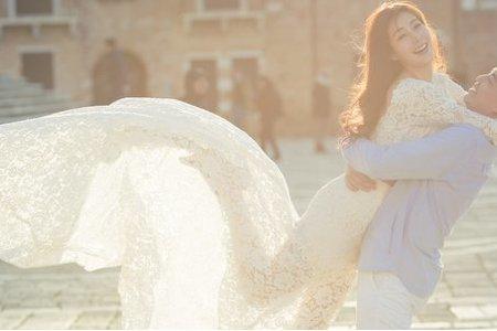 『海外婚紗』Eric&Jocelyn