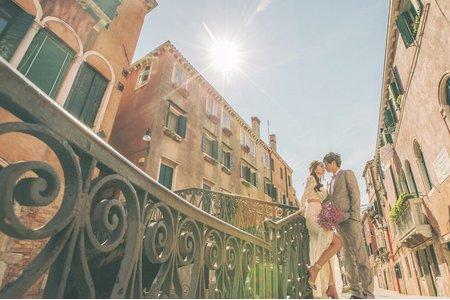 『海外婚紗』士強&安妮