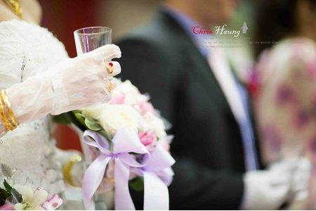 婚禮全記錄