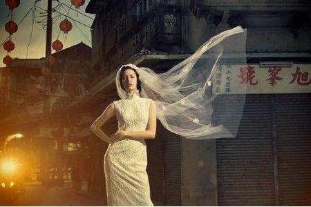 【新娘物語】旗袍
