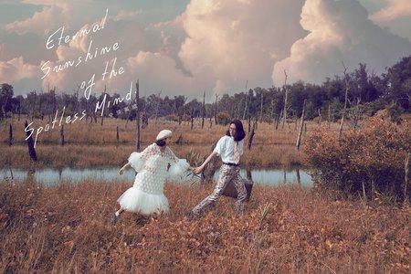 台南婚紗照 我們的愛情如童話一般