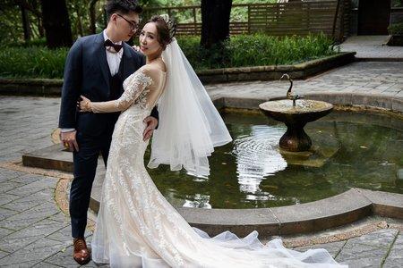 ::孟辰 & 飛燕訂結婚宴(水美溫泉會館)::