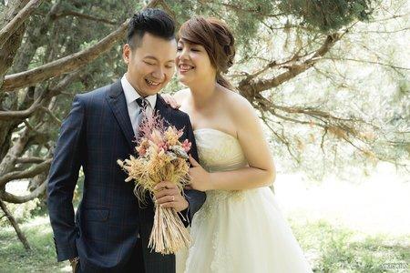 婚紗|陽明山