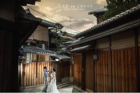 『京都』浪漫婚紗