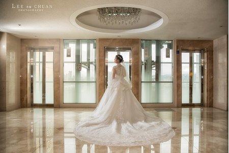 婚禮紀錄-翰品酒店