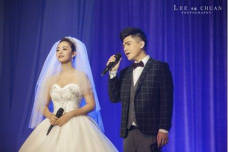 婚禮紀錄-舞思愛婚禮
