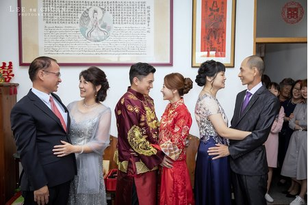 婚禮紀錄-南投竹山