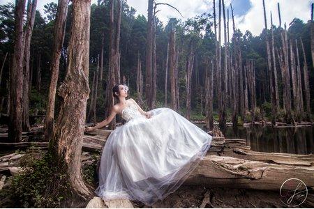 婚紗攝影 | 忘憂森林