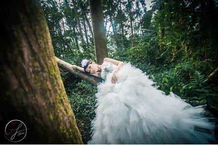 婚紗攝影 | 黑森林