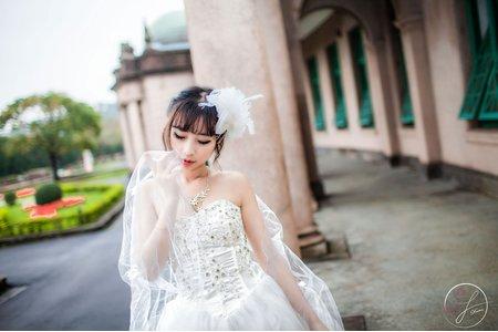 婚紗攝影 | 水博館