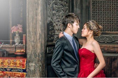 [婚紗攝影]林安泰古厝