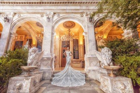 [婚紗攝影] 老英格蘭莊園