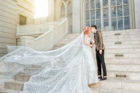 [婚禮紀錄] 台北翡麗詩莊園