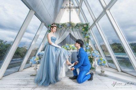 婚紗攝影-淡水莊園
