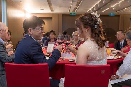 [婚禮記錄] 寒舍艾美酒店/六福萬怡