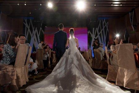 [婚禮記錄] 大直典華
