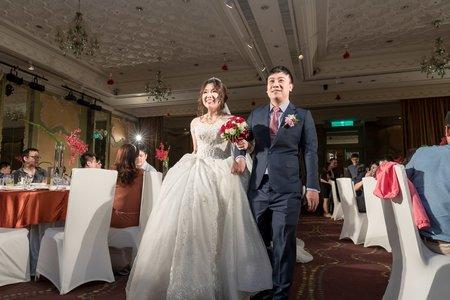 [婚禮紀錄] 大直典華