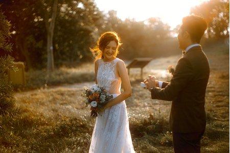 婚紗攝影(含宴客禮服)