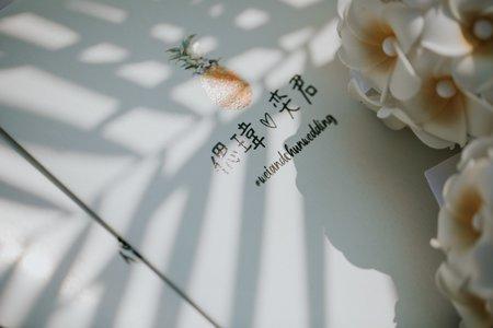 『婚禮記錄 』偲瑋&奕君