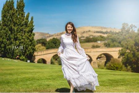 澳洲 海外自助婚紗