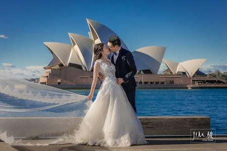 海外自助婚紗 澳洲 雪梨