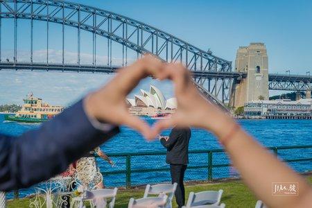 17' 0715 海外婚禮記錄 雪梨 -Pawan&Veni