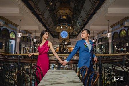 17' 1022 Wedding-Selina @Sydney QVB